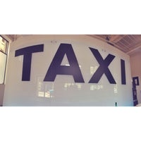 Photo taken at TAXI Café by Chairman T. on 8/11/2014