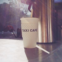 Photo taken at TAXI Café by Chairman T. on 6/11/2014