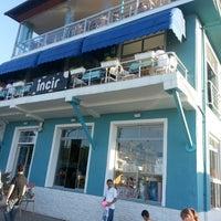 6/23/2013 tarihinde Lavazza B.ziyaretçi tarafından İncir Cafe'de çekilen fotoğraf