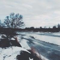 Photo taken at Пироговичі by vovkoalekseev on 1/11/2015