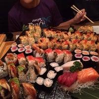 Photo taken at Yami Sushi House by Binh M. on 10/23/2014