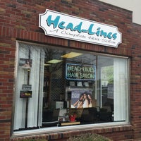 Photo taken at Head-Lines by Kerri D. on 5/6/2015