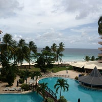 Photo taken at Accra Beach Hotel & Spa by Sally Y. on 6/7/2013