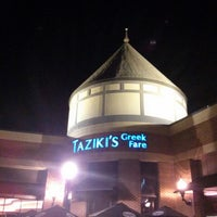 Photo taken at Taziki's Mediterrranean Cafe by Thomas H. on 8/20/2013