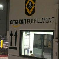 Photo taken at Amazon Fulfillment Center by John B. on 1/8/2014