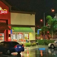 Photo taken at Del Taco by John B. on 3/4/2016
