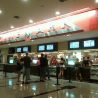 Photo taken at Cinemark by Helena R. on 2/10/2013