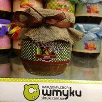 Снимок сделан в Магазин подарков «Штуки» пользователем Valery L. 2/1/2013