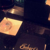 Photo taken at Embers Restaurant by Tiera D. on 1/21/2018