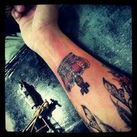 Photo taken at Gibi tatto e piercing by Neto M. on 2/2/2013