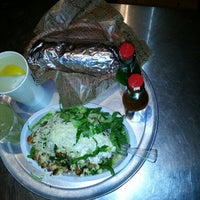 Photo taken at Chipotle Mexican Grill by Amith J. on 1/21/2013