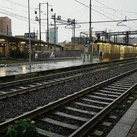Photo taken at Genova Sampierdarena Railway Station by Chiara S. on 11/7/2017