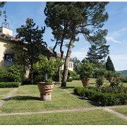 Photo taken at Villa Ottolenghi by Chiara S. on 5/9/2018