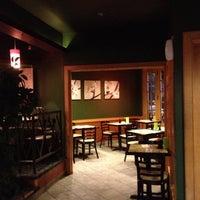 Photo taken at Bleu Monkey Cafe by Christine W. on 11/8/2012