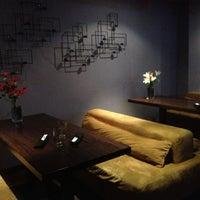 Photo taken at Yoshi Japanese Fusion by Christine W. on 12/7/2012