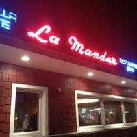 Photo taken at La Manda's Restaurant by Christine W. on 11/24/2012