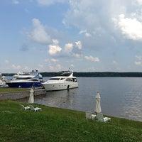 Снимок сделан в Яхт-клуб «Галс» пользователем Sergey B. 6/25/2013