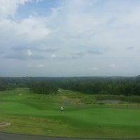 Photo taken at Mountain Branch Golf Club by Jin K. on 8/8/2013
