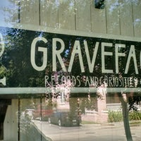Photo taken at Graveface Records & Curiosities by Sean E. on 9/5/2016