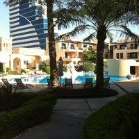 Photo taken at Novotel (Al Dana Resort) by Natalia D. on 1/19/2013