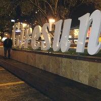 2/4/2013 tarihinde Sbr D.ziyaretçi tarafından Atatürk Meydanı'de çekilen fotoğraf