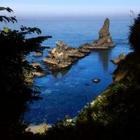 Photo taken at Shi Shi Beach by sir steven paul s. on 8/26/2013