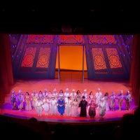 Foto tomada en Aladdin @ New Amsterdam Theatre por Jack C. el 7/22/2018