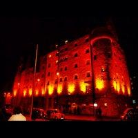 Photo taken at Radisson Blu Hotel by Κώστας Γ. on 2/5/2013