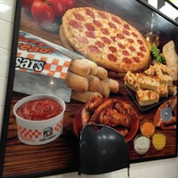Photo taken at Little Caesars by Mario V. on 2/19/2013