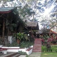 Photo taken at Lembur Pancawati by pambudi h. on 10/22/2014