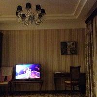 Photo taken at Forum hotel by Haik L. on 8/16/2014