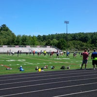 Photo taken at Portsmouth Athletic Complex by WIll on 7/27/2013