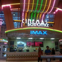 Photo taken at Cobb Theatre Dolphin 19 & IMAX by José Mauricio D. on 7/24/2013