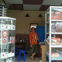 Photo taken at GOR Kodam Kepaon by Gede D. on 2/2/2013