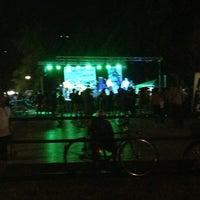 Photo taken at Parco della Resistenza by Frenci E. on 8/3/2013