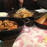 Photo taken at Market O by Yongwoon K. on 5/18/2013