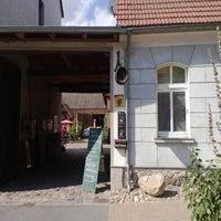 Photo taken at Gasthof und Pension Moritz by fabi l. on 8/24/2013