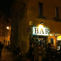 Photo taken at Bar del Cinque by Luca P. on 11/11/2012