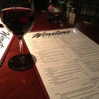 Photo taken at Winston's Grille by Daria L. on 2/21/2013