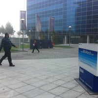 Photo taken at BBVA-TyO Tablas II (BBVAtech) by Abdallah A. on 10/22/2012