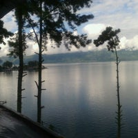 Photo taken at Danau Toba by @ a. on 2/9/2013