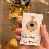Photo taken at Patek Philippe Museum by Pongsatorn J. on 6/22/2017