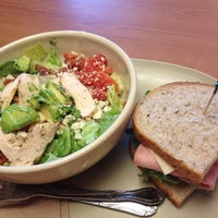 Photo taken at Panera Bread by Maneesh J. on 8/27/2013
