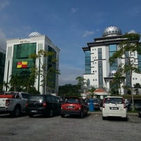 Photo taken at Jabatan Agama Islam Selangor by Termizi S. on 12/10/2012