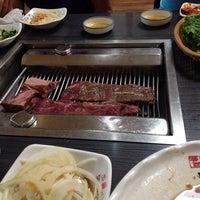 Photo taken at 보들결 한우전문식당 by 승조 문. on 6/15/2014