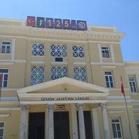 6/20/2013 tarihinde nadide C.ziyaretçi tarafından İzmir Atatürk Lisesi'de çekilen fotoğraf