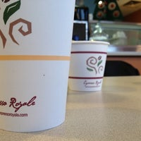Photo taken at Espresso Royale by Derek A. on 12/1/2012