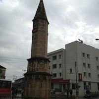 Photo taken at Karaisalı by Vural K. on 2/8/2013