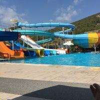 6/10/2017 tarihinde Vural K.ziyaretçi tarafından Ulu Resort Aquapark'de çekilen fotoğraf