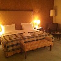 Снимок сделан в Отель «Ривьера» пользователем Мария К. 4/16/2013